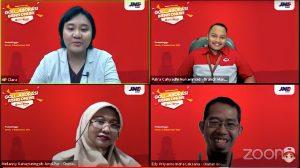 Webinar JNE Ngajak Online 2021 – Goll…Aborasi Bisnis Online 2021 Kota Probolinggo