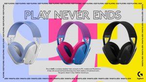Dijual 900 Ribuan, Logitech G435 Wireless Headset Sasar Gamer Muda 1