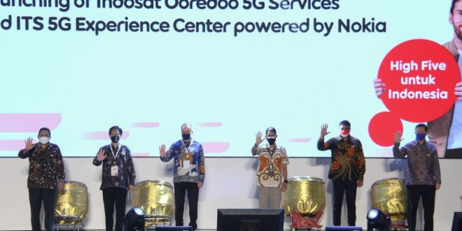 Layanan 5G Komersial Indosat Ooredoo Sapa Surabaya 9