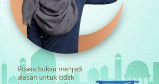 Tips Tetap Fit Jalani Puasa Ala CNI 14
