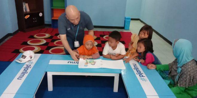 Bantu Revitalisasi Sekolah PAUD melalui Program CSR Pijar Ilmu 21
