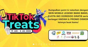 #TikTokTreats, Apresiasi Bagi Pengguna di Indonesia 5