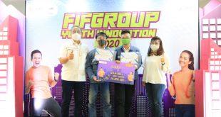 Penghargaan 18 Top Mahasiswa Indonesia Terbaik di Ajang FYI 2020 18