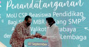 Bantuan Beasiswa Pendidikan Indosat Untuk Masyarakat Kurang Mampu 13