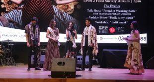 SFP Road Show 2020, Peringati Hari Batik Nasional 3