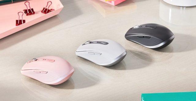 MX Anywhere 3 Series, Mouse Bluetooth Performa Tinggi 6