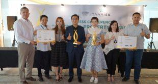 Tanrise Property Raih Dua Penghargaan Bergengsi 2