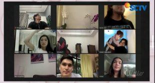 Menikmati Libur Shooting, Pemain Samudra Cinta Meet and Greet di Aplikasi Vidio Sembari Santai di Rumah 12