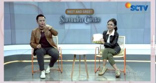 Melalui Meet and Greet Via Aplikasi Vidio, SCTV Tantang Pemain Samudra Cinta Kenalin Perlengkapan Dapur 11