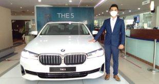 BMW Series 5 LCI Lebih Mewah dan Kaya Fitur Safety 3