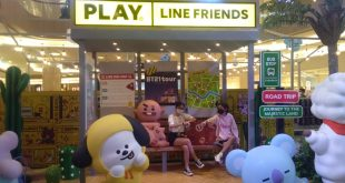 Play Line Friends Pop Up Store Hadir di Pakuwon Mall, Bawa Seluruh Karakter BT21 Dan Brown & Friends 2