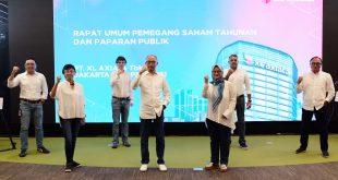 RUPS Tahunan 2021, XL Axiata Bagikan Dividen Rp 339,4 Miliar 9