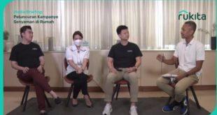 "Era New Normal, Rukita Kampanyekan ""Senyaman Di Rumah"" 4"