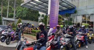 Sunmori Bersama Maxi Community  Sambut HUT Quest Hotel Darmo Surabaya 3