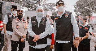 Kesepakatan Bersama Forkopimda Jatim, Screening di Jembatan Suramadu Terapkan Dua Arah 1