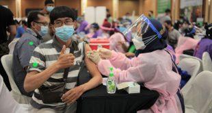 Dettol Dukung Layanan Vaksinasi Massal di Surabaya Dalam Aspek Kebersihan 4