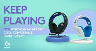 Logitech G335, Headset Gaming Terbaru Untuk Segmen Remaja 2