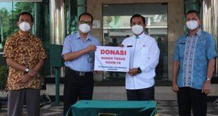 Bridgestone Salurkan Donasi untuk Gugus Tugas COVID-19 Bekasi dan Karawang 11